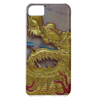 Golden dragon, Singapore iPhone 5C Case