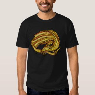 Golden Dragon T Shirts
