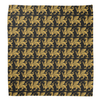 Golden Dragon TP Kerchief