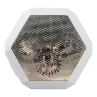 Golden Eagle White Boombot Rex Bluetooth Speaker