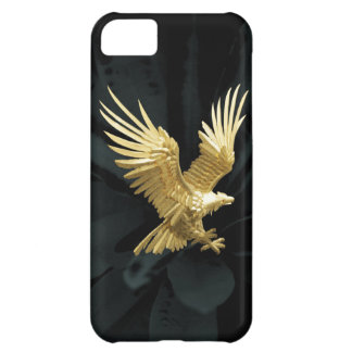 Golden Eagle iPhone 5C Cover