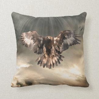 Golden Eagle Cushion