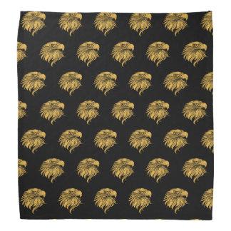 Golden Eagle Head TP Bandana
