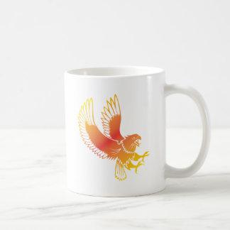 Golden Eagle Basic White Mug
