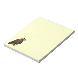 Golden Eagle Notepad