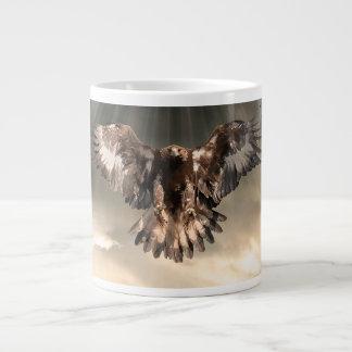 Golden Eagle Extra Large Mug