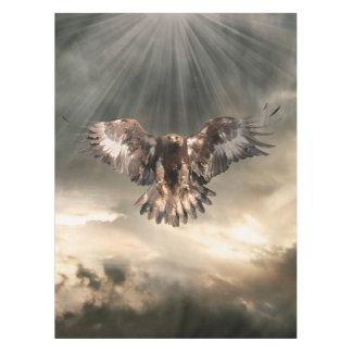 Golden Eagle Tablecloth