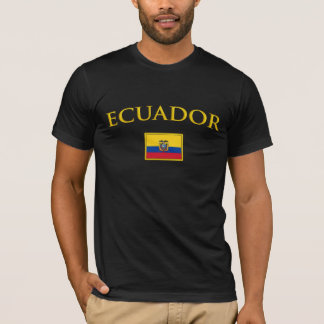 Golden Ecuador T-Shirt
