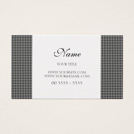 Golden Elegant Business Card