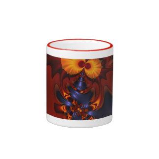Golden Eyes – Amethyst & Amber Enchantment Mugs