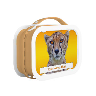 Golden Eyes Personalised Lunchbox