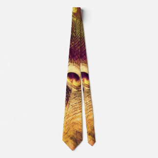 Golden Eyes Tie