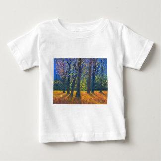 Golden Fall Baby T-Shirt