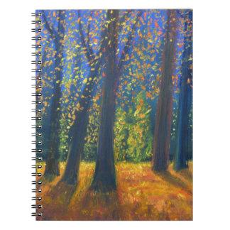 Golden Fall Notebooks