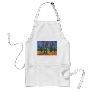 Golden Fall Standard Apron