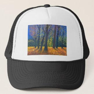 Golden Fall Trucker Hat