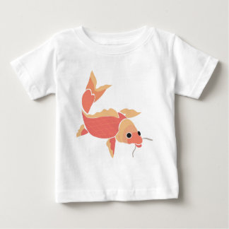 Golden Fish Baby T-Shirt