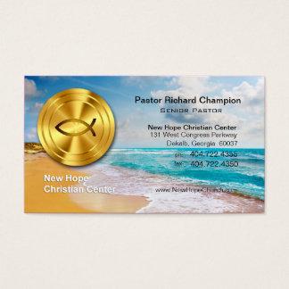 Golden Fish Beach Christian Minister/Pastor