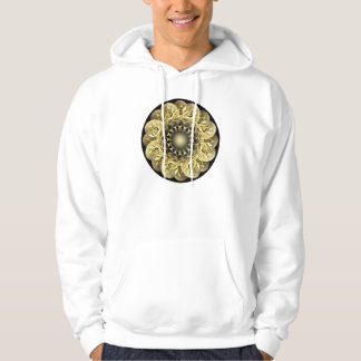 Golden Flower Hoodie