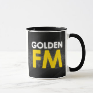 Golden FM Mug