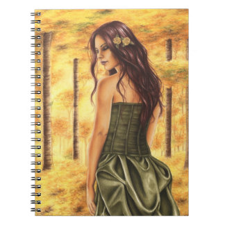 Golden Forest Notebook