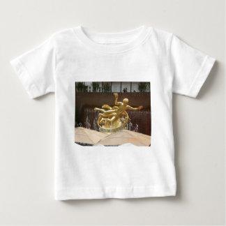 Golden Fountain Baby T-Shirt
