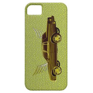 golden four door sedan iPhone 5 covers