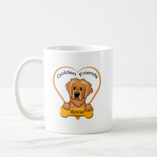 Golden Friends Rescue Two Sided Mug