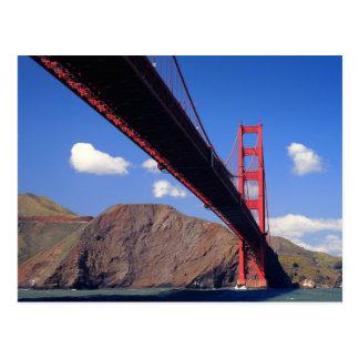 Golden Gate Bridge 10 Postcard