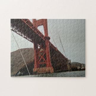 Golden Gate Bridge 11x14 Photo Puzzle