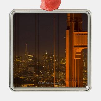 Golden Gate Bridge 2 Christmas Ornament