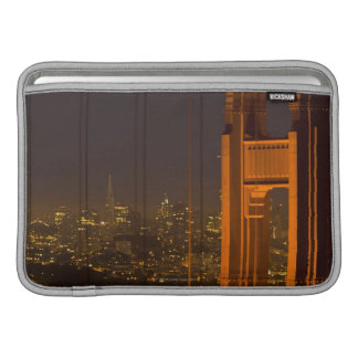 Golden Gate Bridge 2 MacBook Sleeve