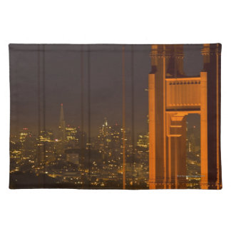 Golden Gate Bridge 2 Placemat