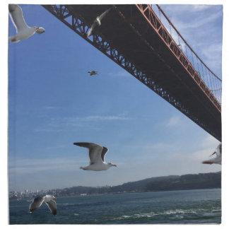 Golden Gate Bridge 3 Napkin