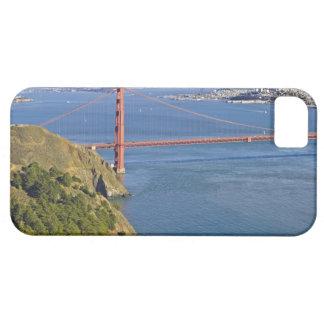 Golden Gate Bridge and San Francisco. 2 iPhone 5 Cases