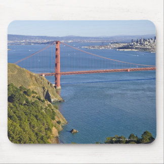 Golden Gate Bridge and San Francisco. 2 Mouse Pad