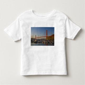 Golden Gate Bridge and San Francisco 2 T Shirt