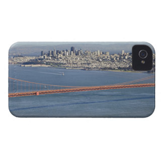 Golden Gate Bridge and San Francisco. 3 Case-Mate iPhone 4 Cases