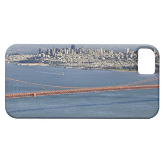 Golden Gate Bridge and San Francisco. 3 iPhone 5 Cases