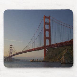 Golden Gate Bridge and San Francisco 3 Mouse Mat