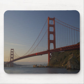 Golden Gate Bridge and San Francisco 3 Mouse Pad