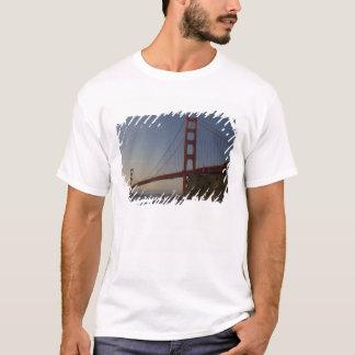Golden Gate Bridge and San Francisco 3 T-Shirt