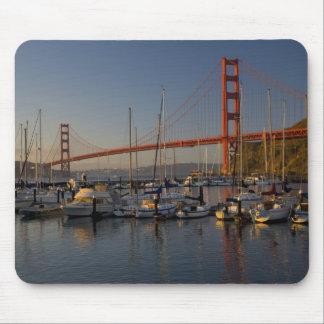 Golden Gate Bridge and San Francisco 4 Mouse Mat