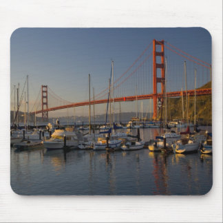 Golden Gate Bridge and San Francisco 4 Mouse Pad