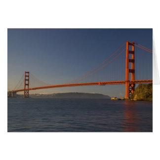 Golden Gate Bridge and San Francisco 5 Card