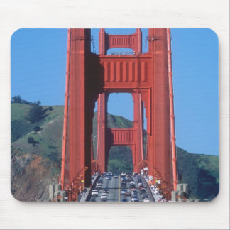 Golden Gate bridge and San Francisco Bay Mouse Pad