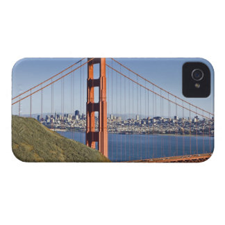 Golden Gate Bridge and San Francisco. iPhone 4 Cover
