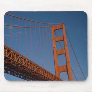 Golden Gate Bridge as viewed from Fort Point Mouse Pad