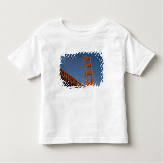 Golden Gate Bridge as viewed from Fort Point Toddler T-Shirt