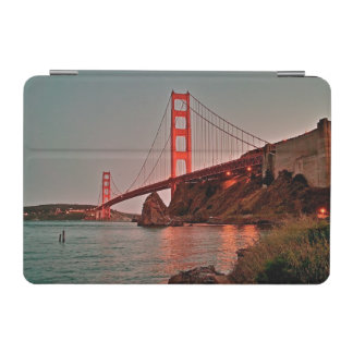 Golden Gate Bridge at Sun Down iPad Mini Cover